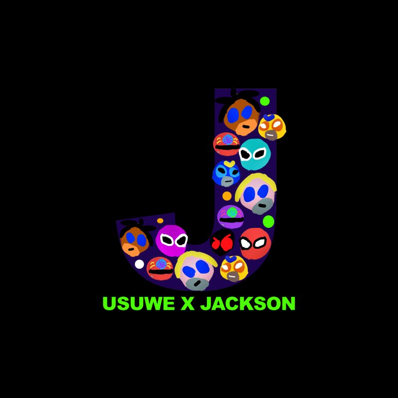 J IS FOR JACKSON Accessories Sticker by USUWE by Pugs Atomz