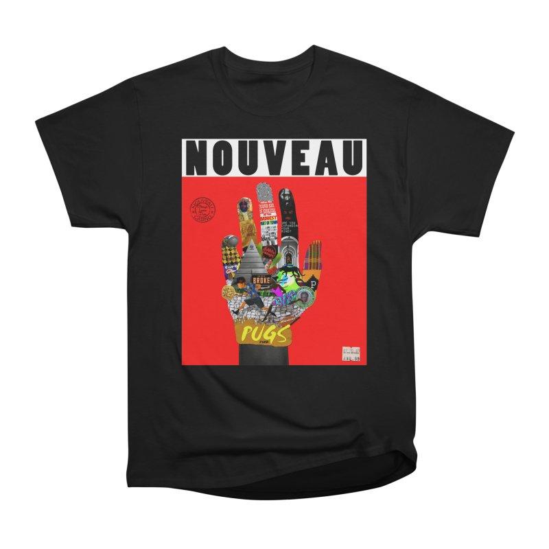 Nouveau Casino Men's Classic T-Shirt by USUWE by Pugs Atomz