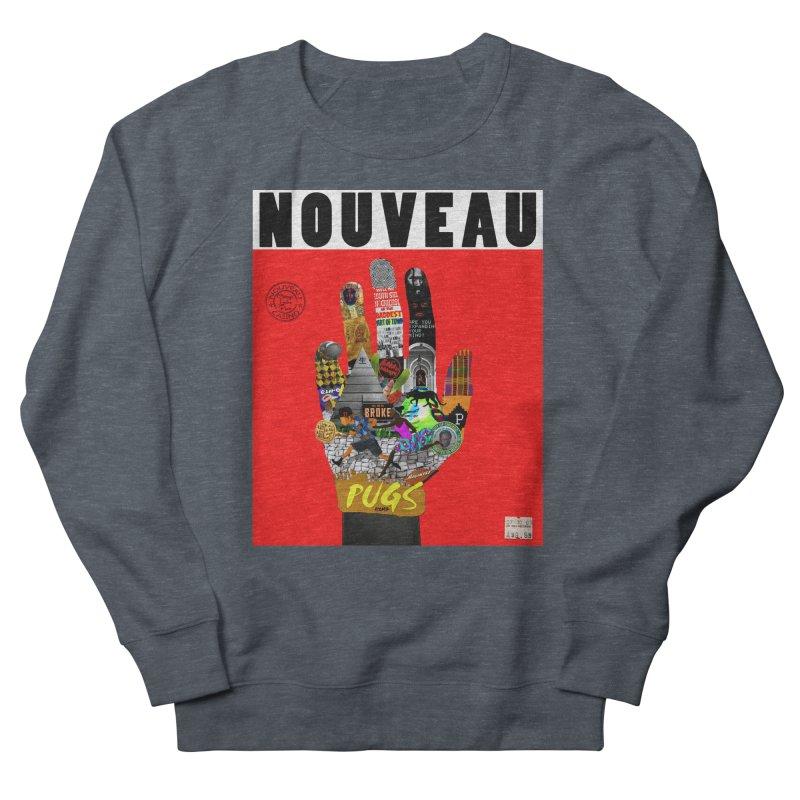 Nouveau Casino Men's Sweatshirt by USUWE by Pugs Atomz