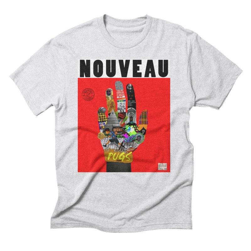 Nouveau Casino Men's Triblend T-Shirt by USUWE by Pugs Atomz