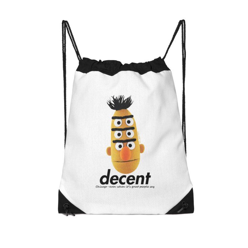DECENT Accessories Bag by USUWE by Pugs Atomz
