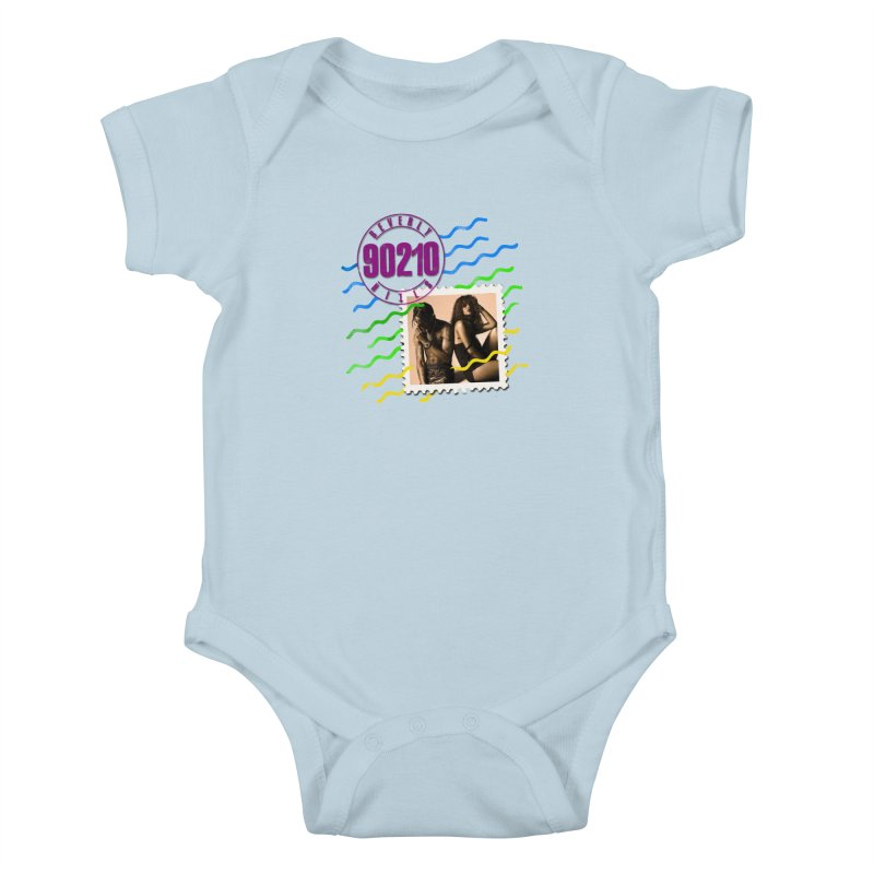 Beverly Kids Baby Bodysuit by USUWE by Pugs Atomz