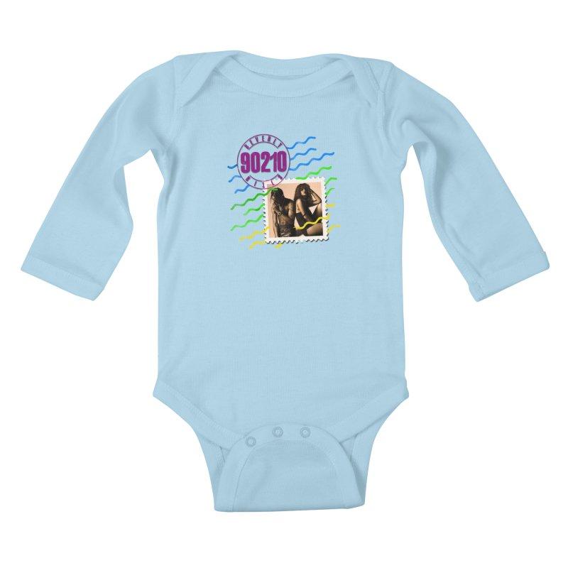 Beverly Kids Baby Longsleeve Bodysuit by USUWE by Pugs Atomz