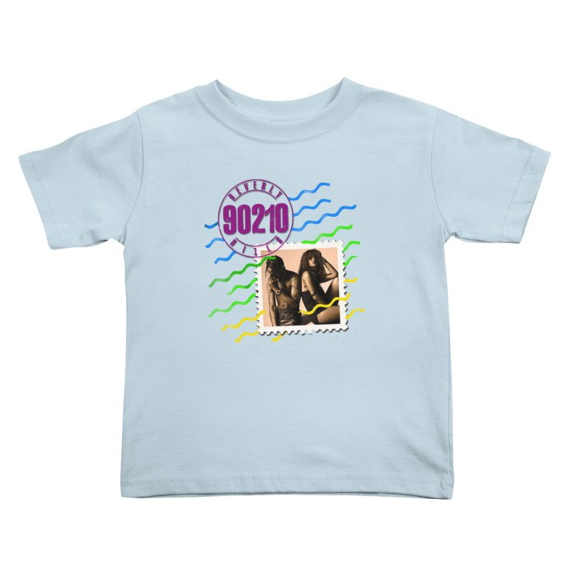 Beverly Kids Toddler T-Shirt by USUWE by Pugs Atomz