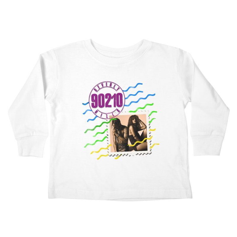 Beverly Kids Toddler Longsleeve T-Shirt by USUWE by Pugs Atomz