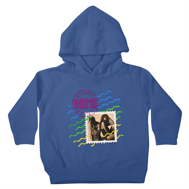 Beverly Kids Toddler Pullover Hoody by USUWE by Pugs Atomz