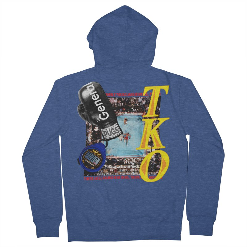 TKO Women's Zip-Up Hoody by USUWE by Pugs Atomz