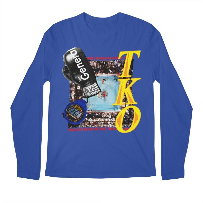 TKO Men's Longsleeve T-Shirt by USUWE by Pugs Atomz