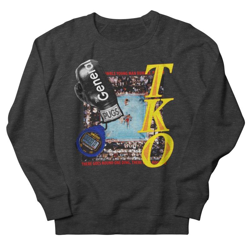 TKO Men's Sweatshirt by USUWE by Pugs Atomz
