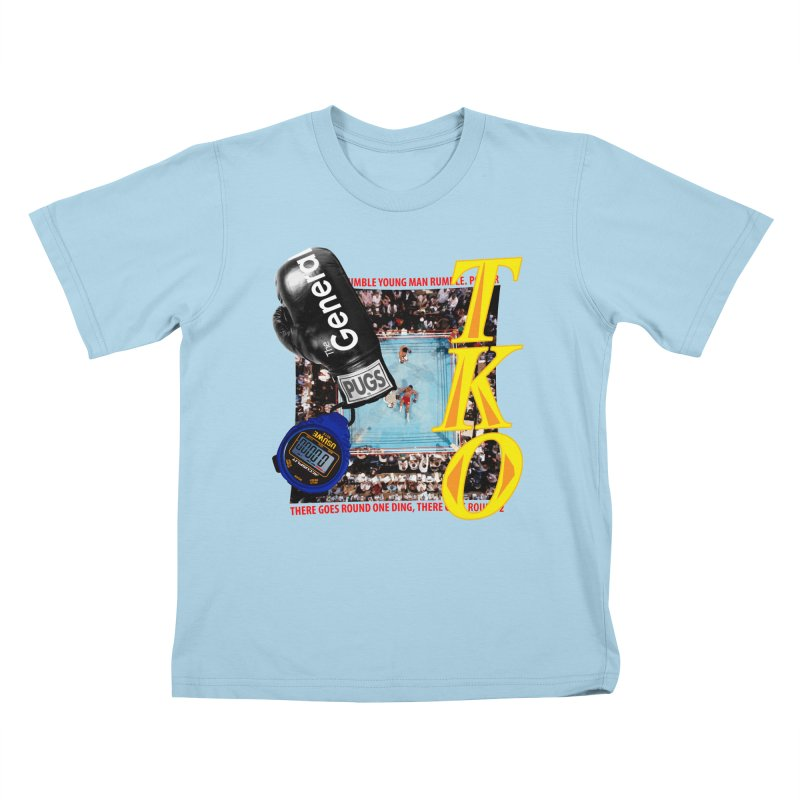 TKO Kids T-Shirt by USUWE by Pugs Atomz