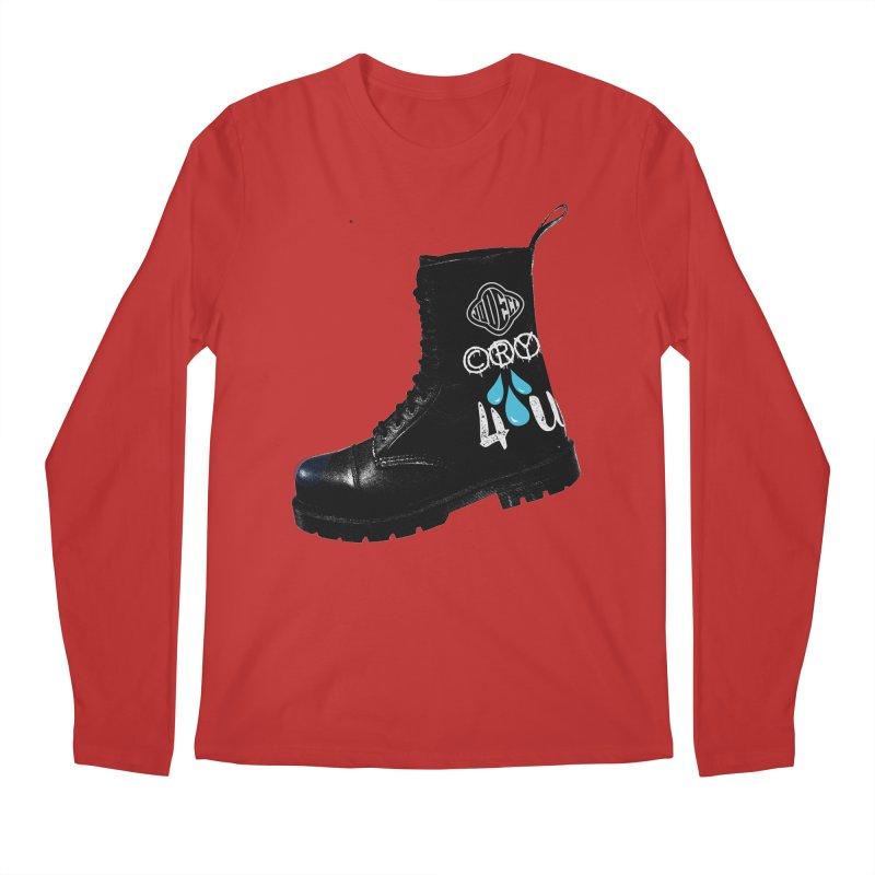 CRY 4 U Men's Longsleeve T-Shirt by USUWE by Pugs Atomz