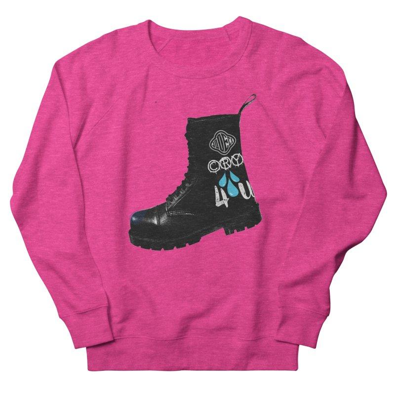 CRY 4 U Women's Sweatshirt by USUWE by Pugs Atomz