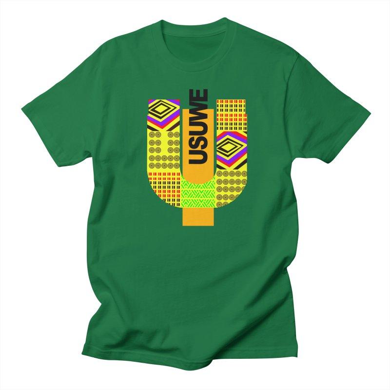 U Tribe Women's Unisex T-Shirt by USUWE by Pugs Atomz