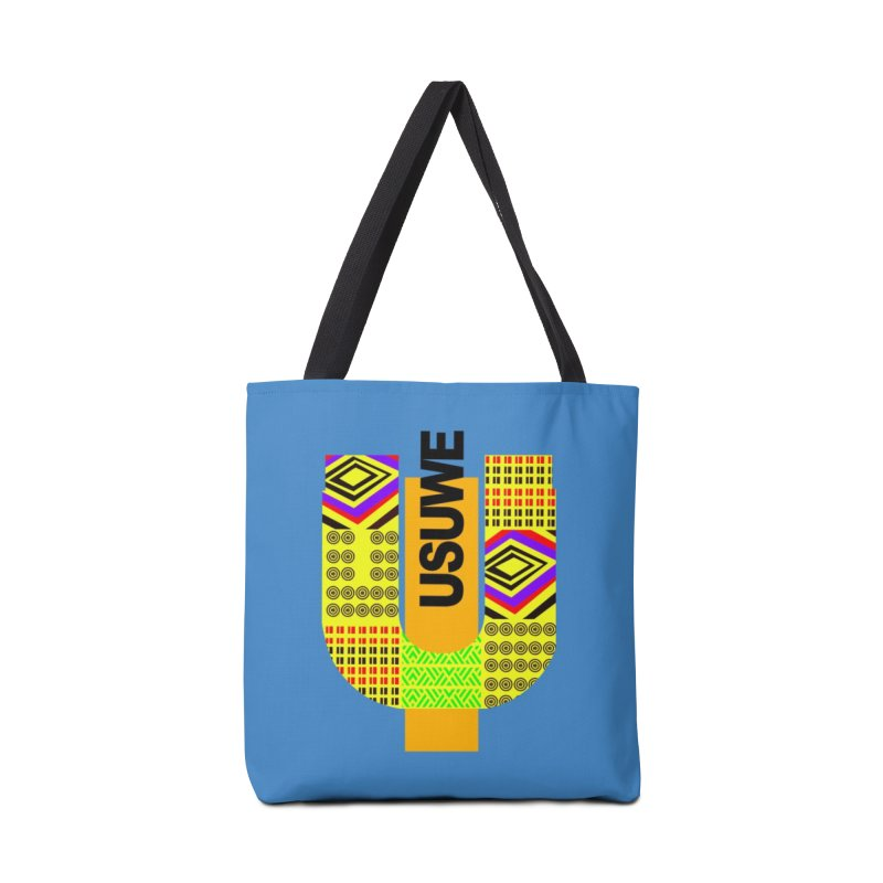 U Tribe Accessories Bag by USUWE by Pugs Atomz