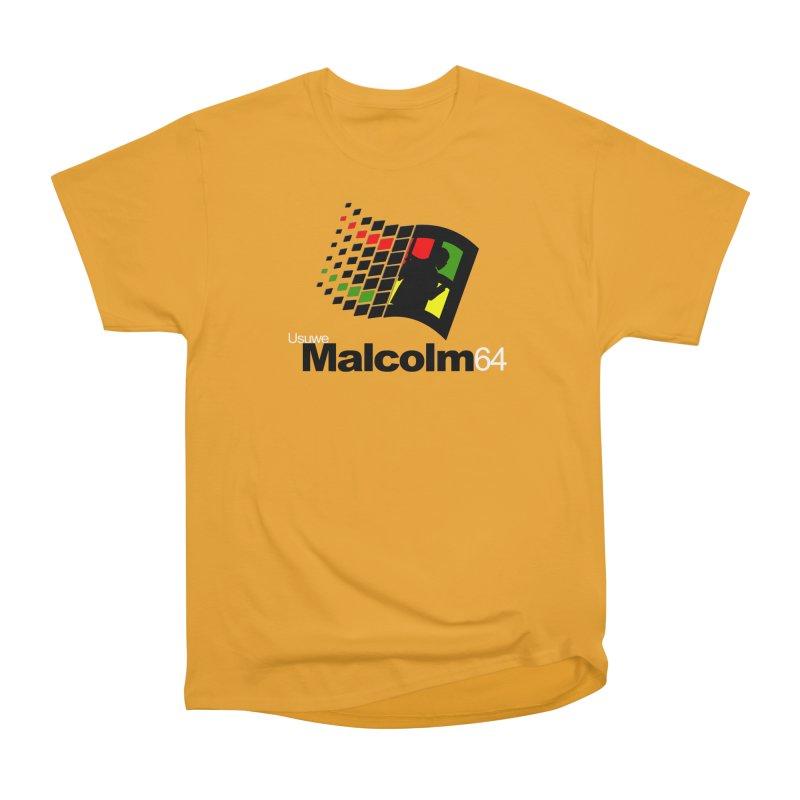 Windows 64 Men's Classic T-Shirt by USUWE by Pugs Atomz