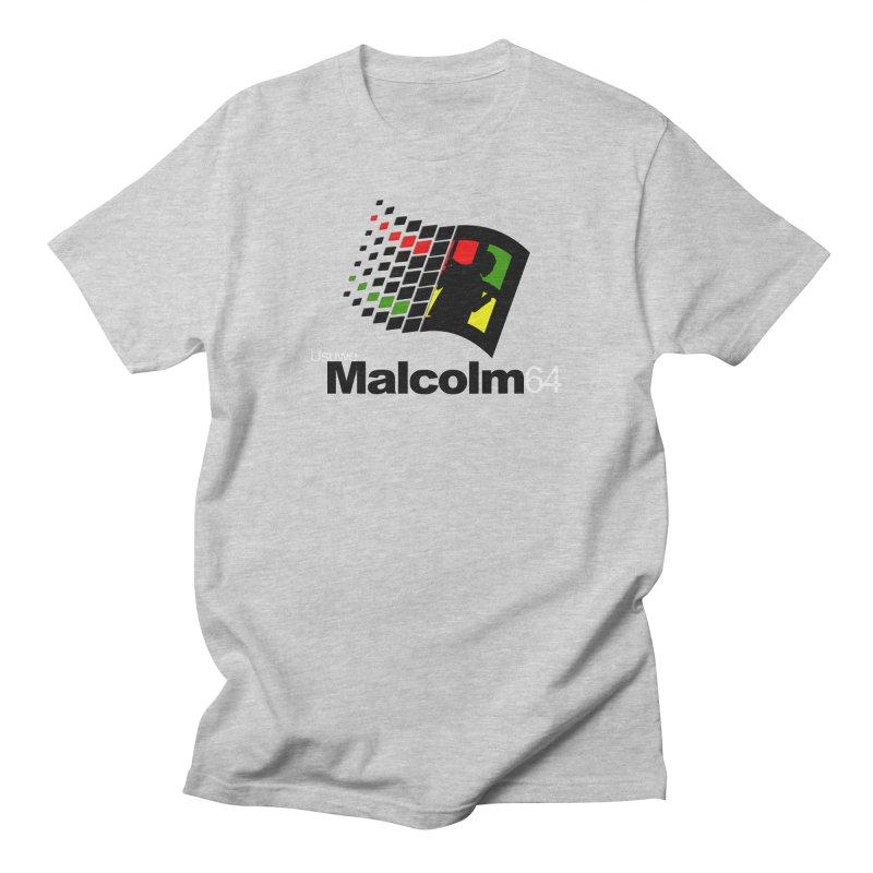 Windows 64 Women's Unisex T-Shirt by USUWE by Pugs Atomz