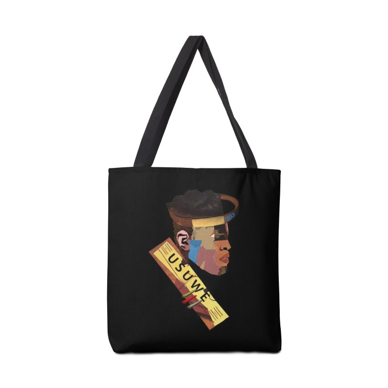 Statue Accessories Tote Bag Bag by USUWE by Pugs Atomz