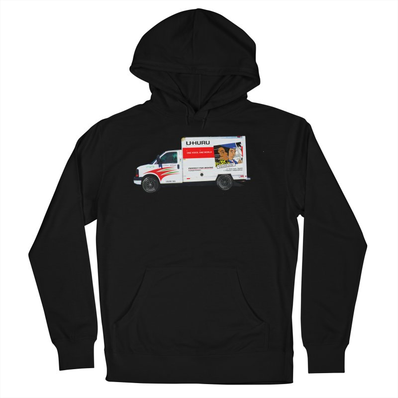 Freedom Men's French Terry Pullover Hoody by USUWE by Pugs Atomz