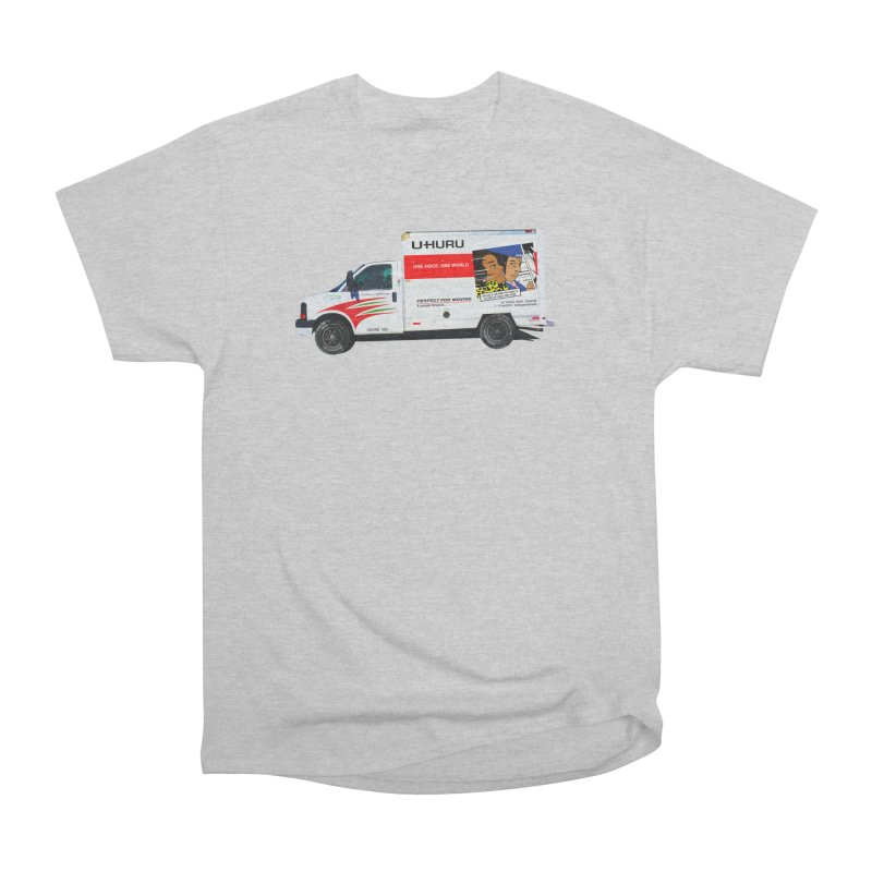 Freedom Men's Classic T-Shirt by USUWE by Pugs Atomz
