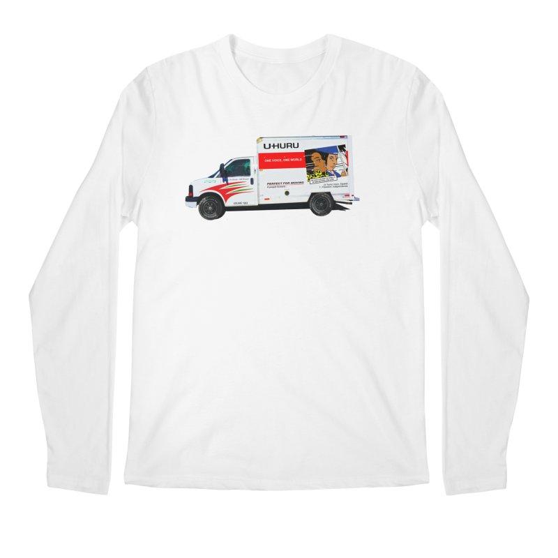 Freedom Men's Regular Longsleeve T-Shirt by USUWE by Pugs Atomz