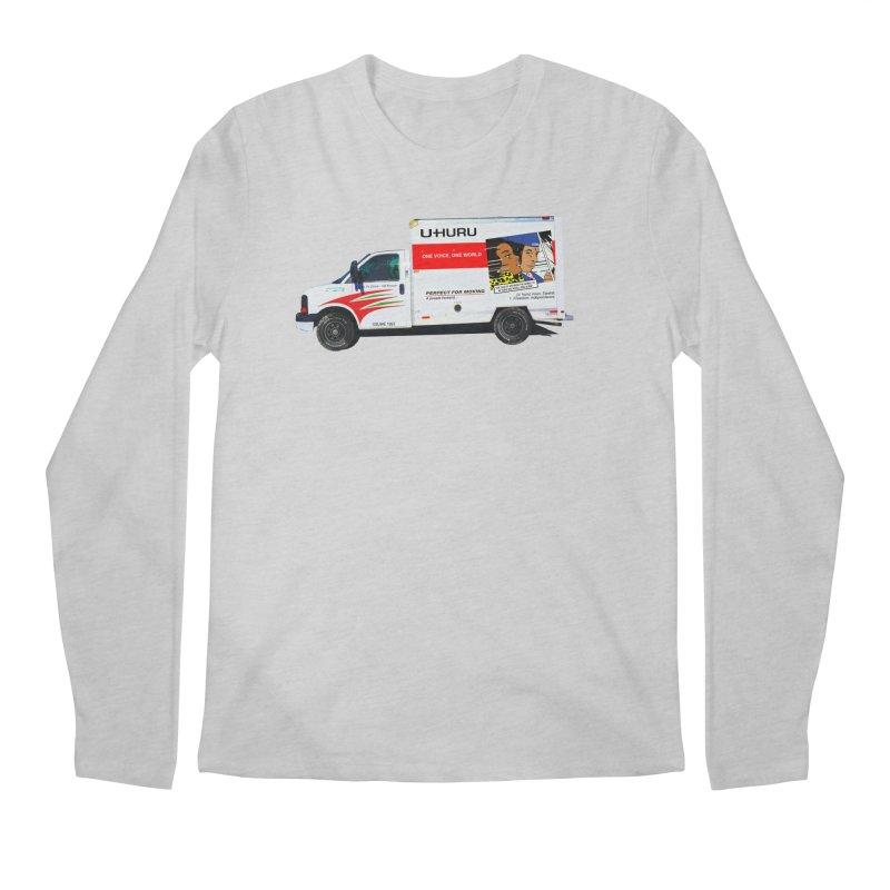 Freedom Men's Longsleeve T-Shirt by USUWE by Pugs Atomz