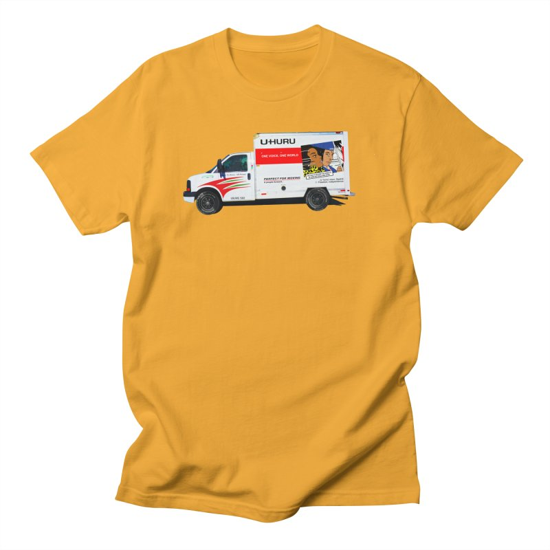 Freedom Men's Regular T-Shirt by USUWE by Pugs Atomz