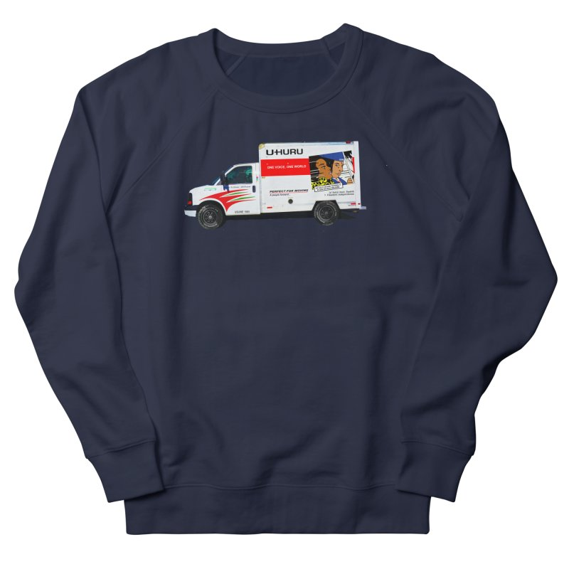 Freedom Men's French Terry Sweatshirt by USUWE by Pugs Atomz