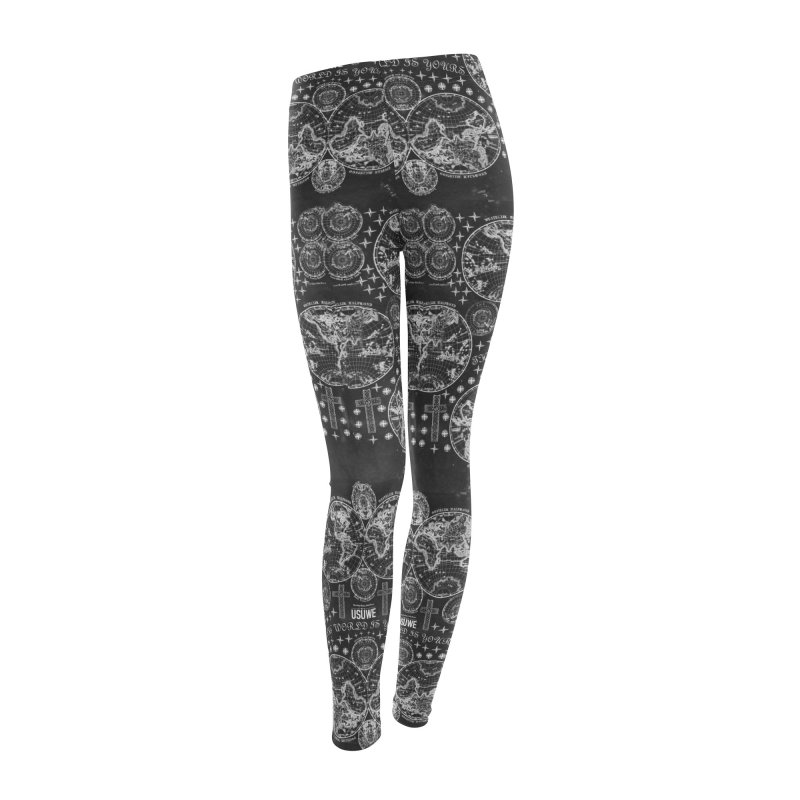The world is yours Women's Bottoms by USUWE by Pugs Atomz