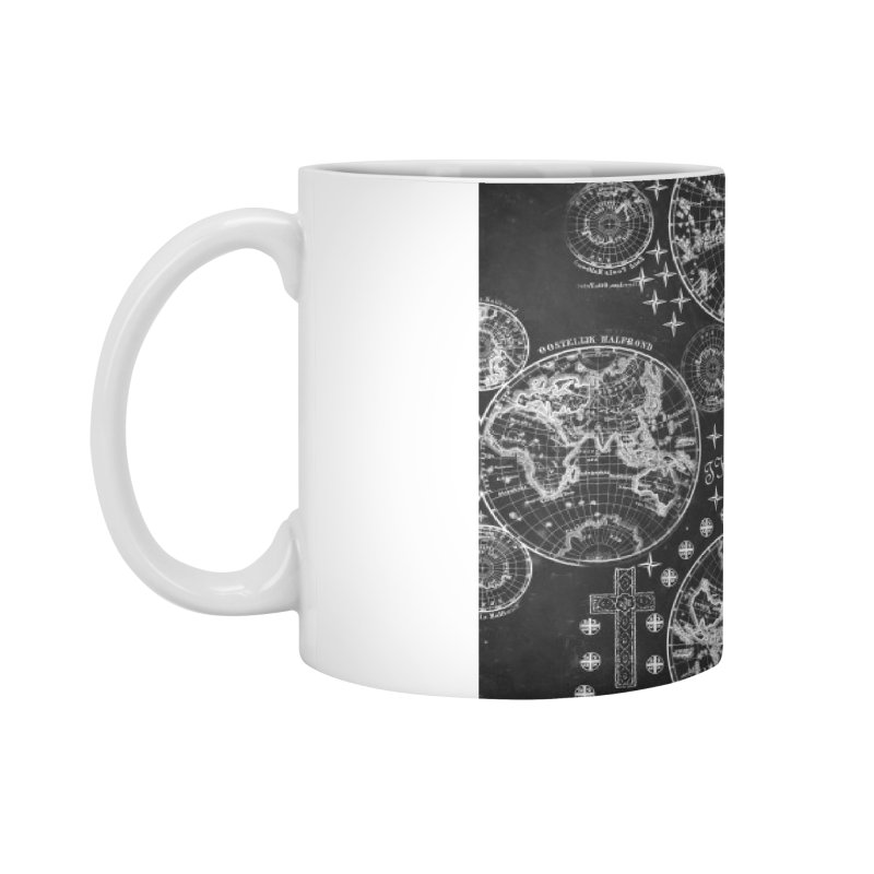 The world is yours Accessories Mug by USUWE by Pugs Atomz