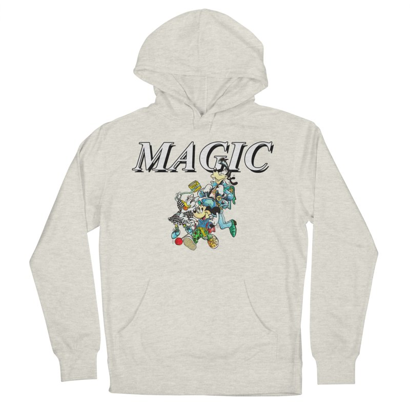 Magic Women's French Terry Pullover Hoody by USUWE by Pugs Atomz