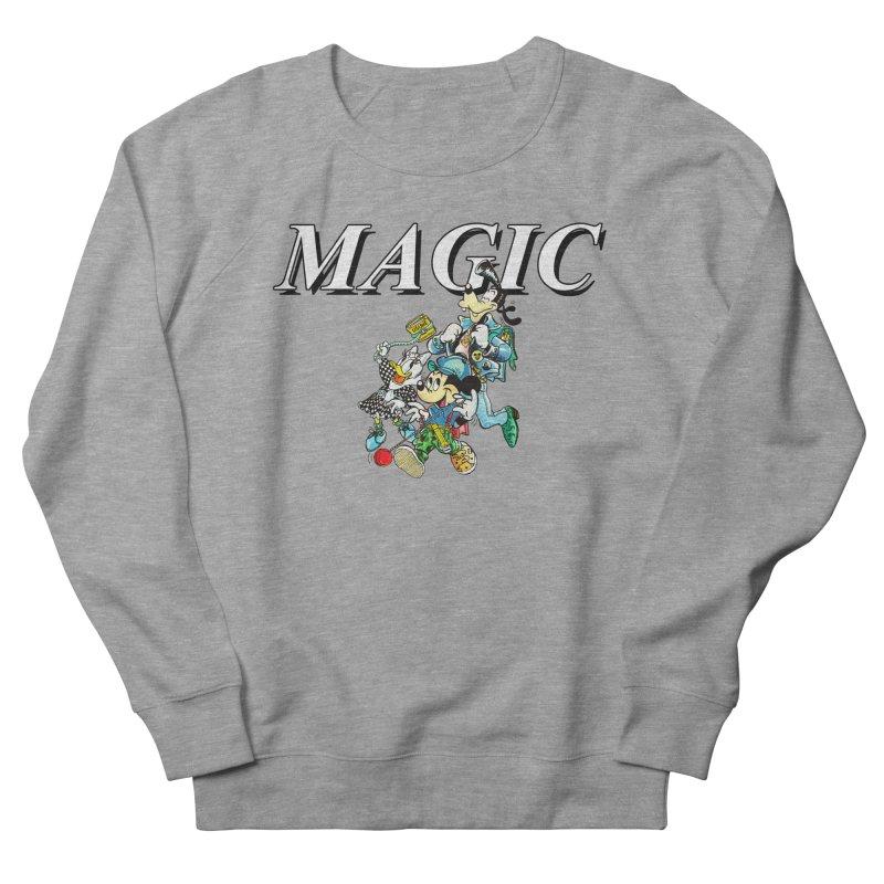 Magic Women's French Terry Sweatshirt by USUWE by Pugs Atomz