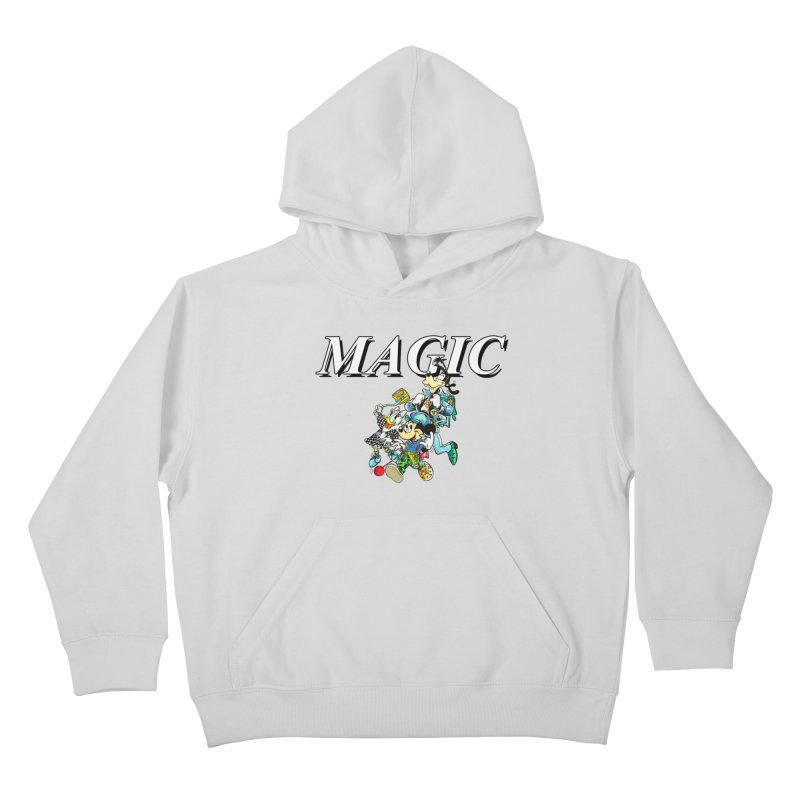 Magic Kids Pullover Hoody by USUWE by Pugs Atomz