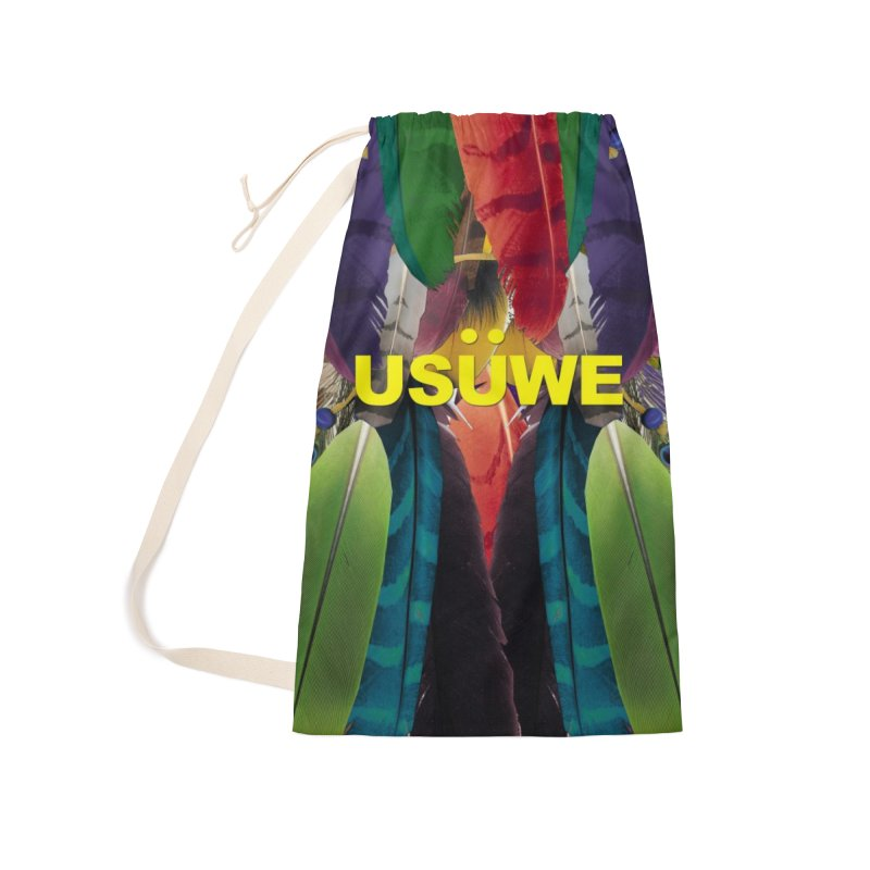 Dream Catcher Accessories Laundry Bag Bag by USUWE by Pugs Atomz