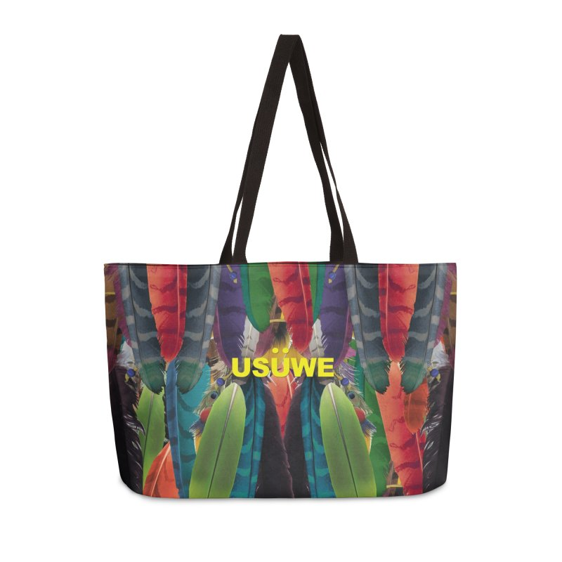 Dream Catcher Accessories Weekender Bag Bag by USUWE by Pugs Atomz