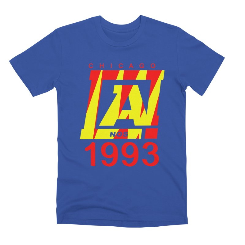 Nacrobats 1993 Men's Premium T-Shirt by USUWE by Pugs Atomz