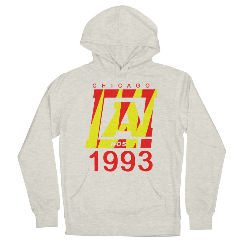 Nacrobats 1993 Men's French Terry Pullover Hoody by USUWE by Pugs Atomz