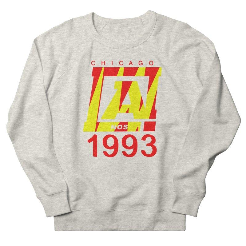Nacrobats 1993 Women's French Terry Sweatshirt by USUWE by Pugs Atomz
