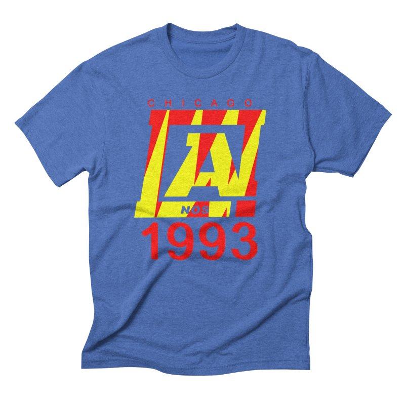 Nacrobats 1993 Men's Triblend T-Shirt by USUWE by Pugs Atomz