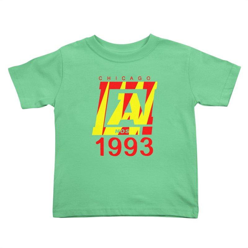 Nacrobats 1993 Kids Toddler T-Shirt by USUWE by Pugs Atomz