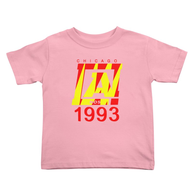 Nacrobats 1993 Kids Toddler T-Shirt by USUWE by Pugs Atomz