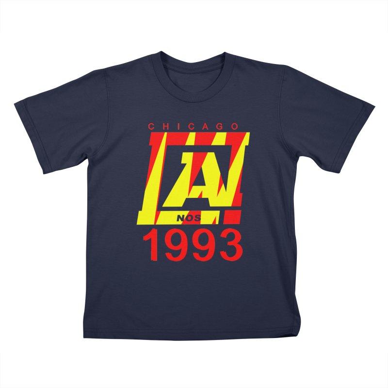 Nacrobats 1993 Kids T-Shirt by USUWE by Pugs Atomz