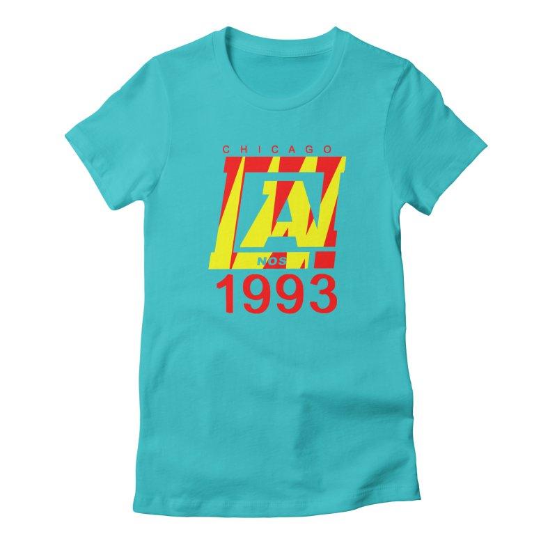 Nacrobats 1993 Women's T-Shirt by USUWE by Pugs Atomz