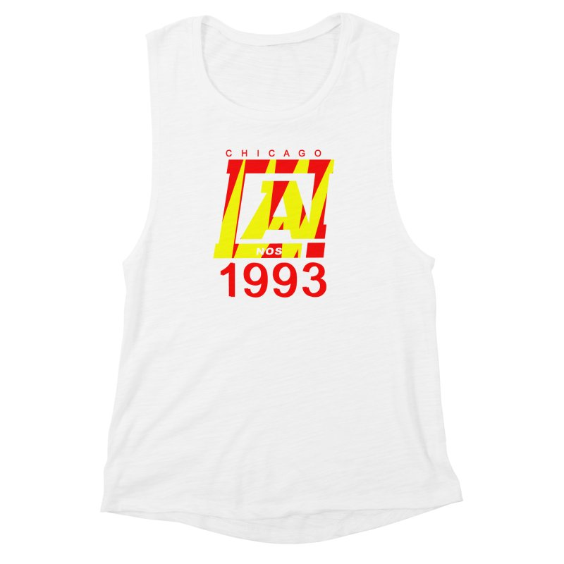 Nacrobats 1993 Women's Muscle Tank by USUWE by Pugs Atomz