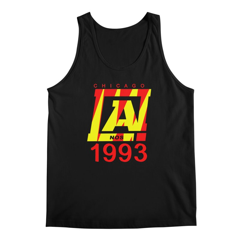 Nacrobats 1993 Men's Regular Tank by USUWE by Pugs Atomz
