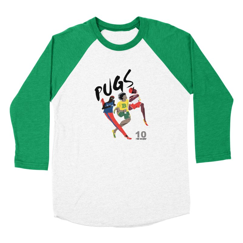 The Decade Men's Longsleeve T-Shirt by USUWE by Pugs Atomz