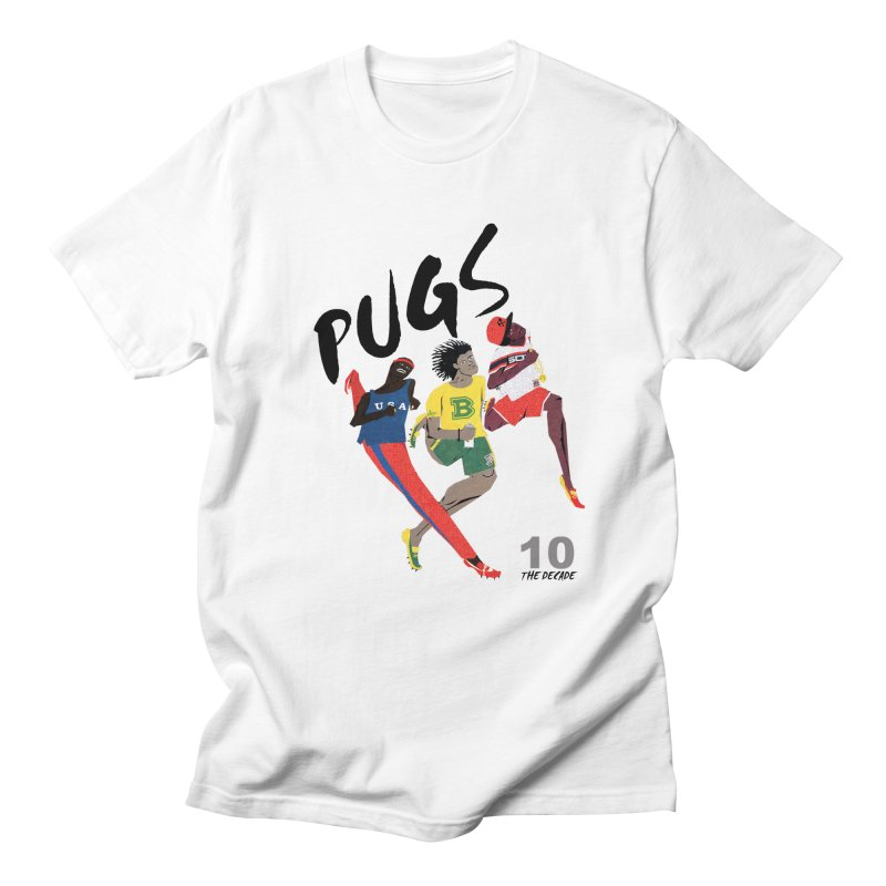 The Decade Women's Unisex T-Shirt by USUWE by Pugs Atomz