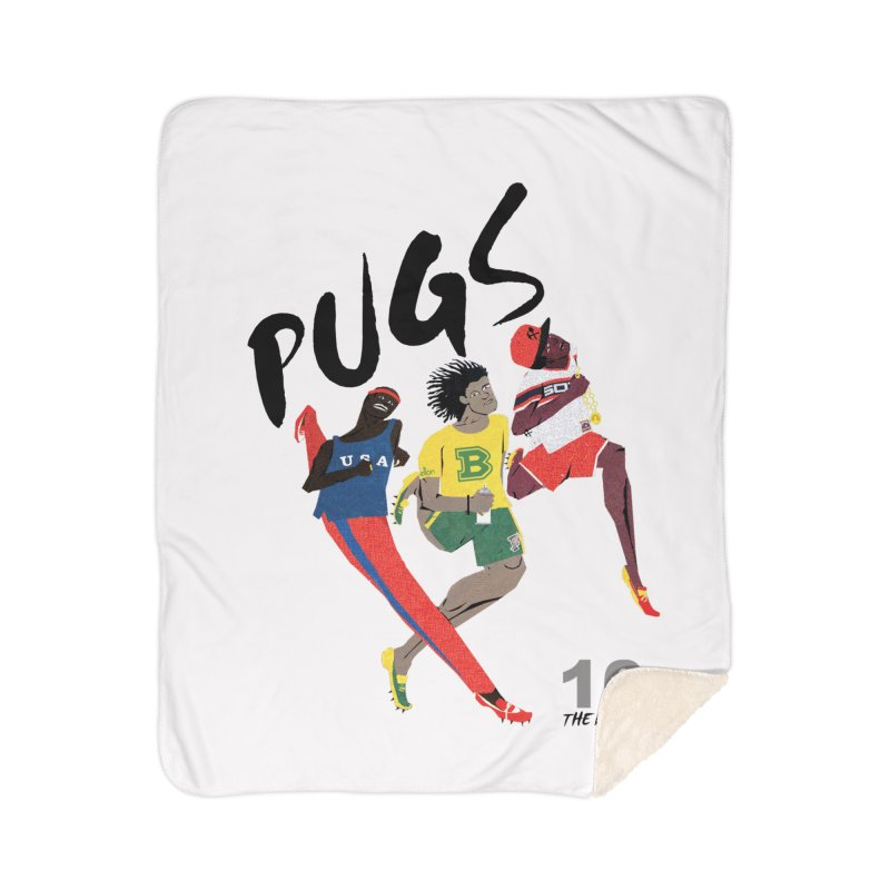 The Decade Home Blanket by USUWE by Pugs Atomz