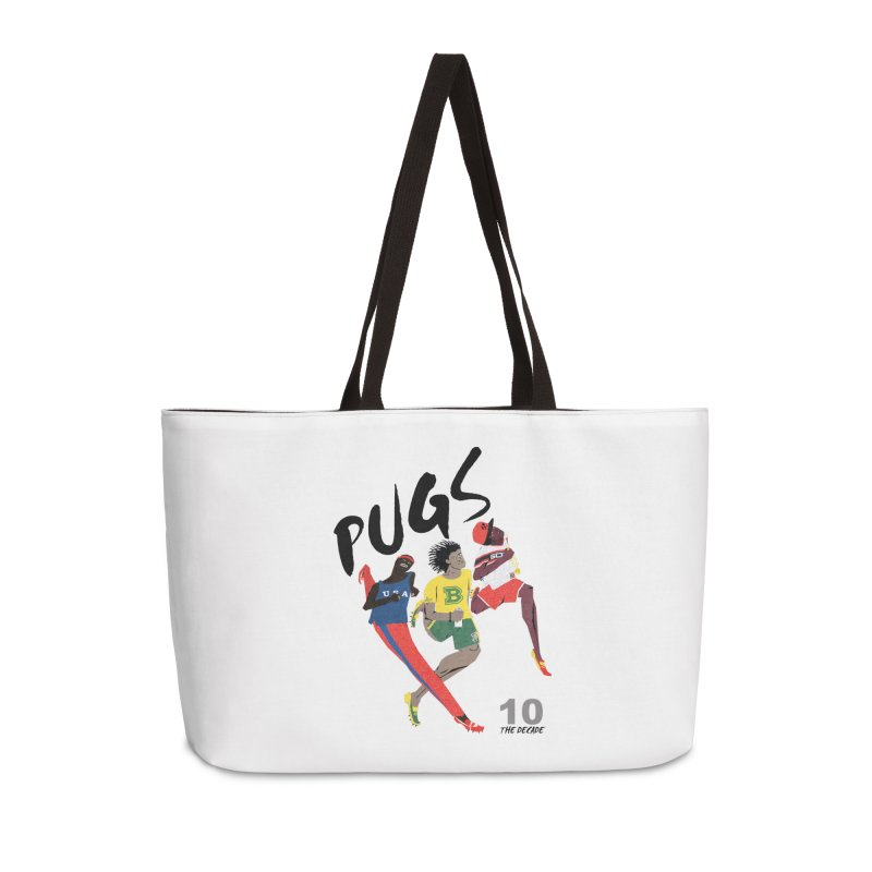 The Decade Accessories Weekender Bag Bag by USUWE by Pugs Atomz
