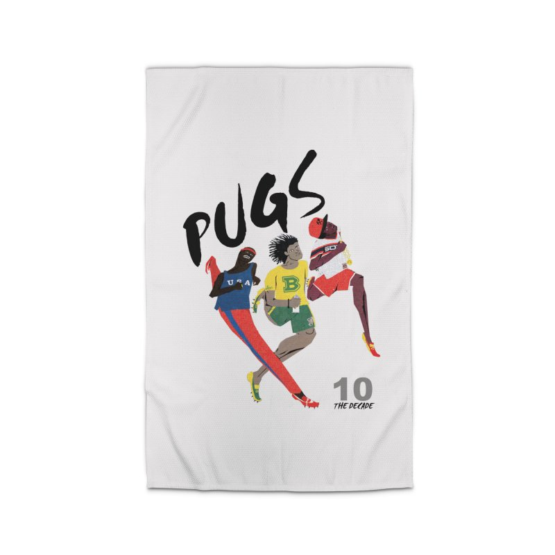 The Decade Home Rug by USUWE by Pugs Atomz