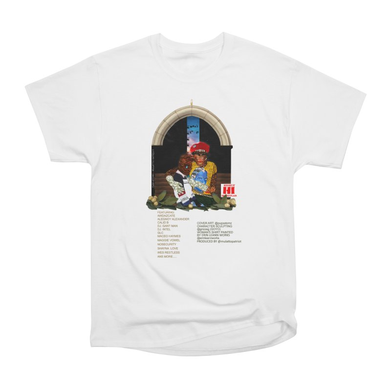 Highly Irregular Men's Heavyweight T-Shirt by USUWE by Pugs Atomz